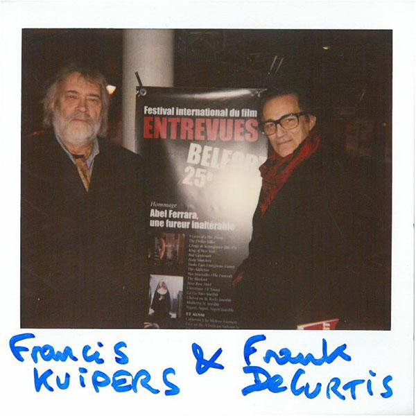 Francis Kuipers et Frank Decurtis
