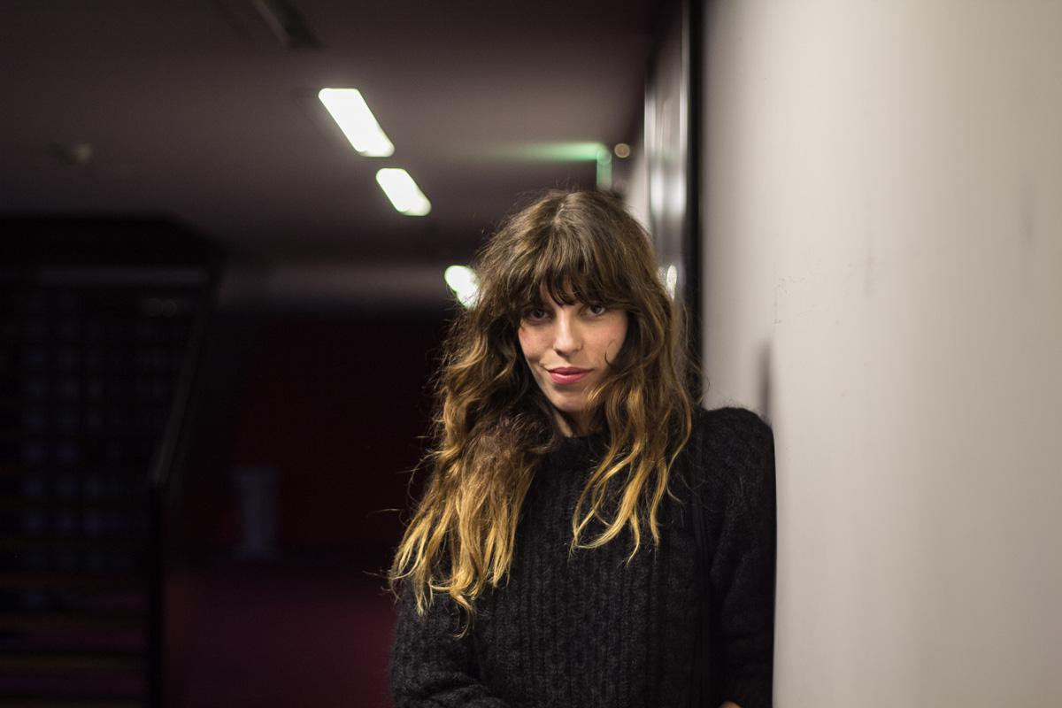 Lou Doillon, marraine du jury Eurocks One+One