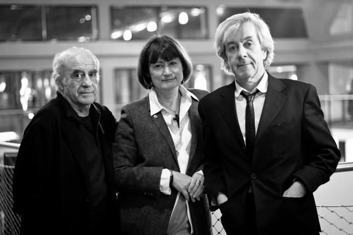 Jacques Henric, Catherine Millet and Dominique Paini (40 years of Art Press)